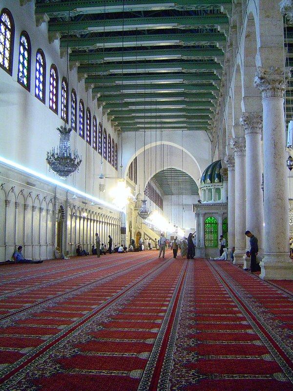 Mezquita de Damasco