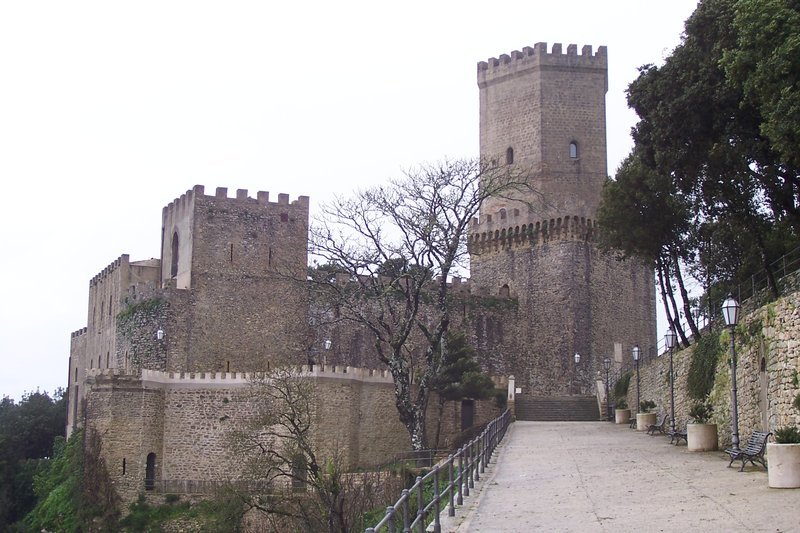 The castles of Erice