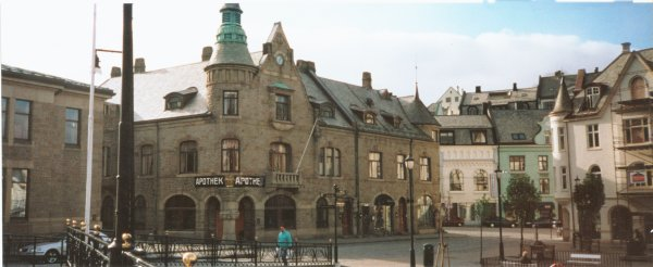 Apothecary's shop, Ålesund