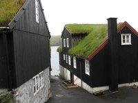 Houses at Bøur
