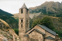 Santa Maria Church, Taull, Boi Valley
