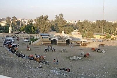 Stables at Giza
