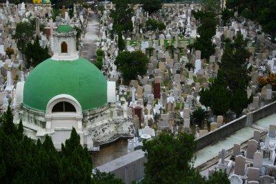Hong Kong Christian Cemetery
