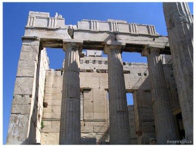 Acropolis 04 The Propylaea