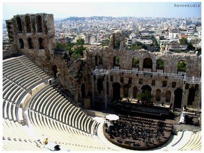 Acropolis 05 Odeon of Herodes