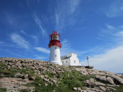 Lighthouse SW Coast of Norway