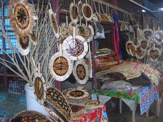 Market in Nuku'alofa