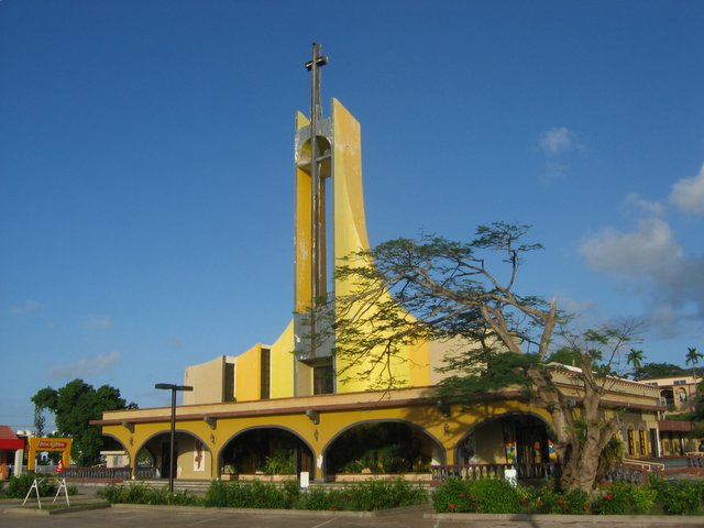 RC Church in Garapan, Saipan