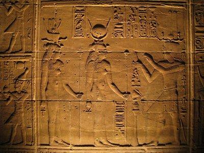 Aswan Temple Philae relief [1280x768]