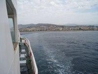 Sicily Leaving Mainland Italy [1280x768]