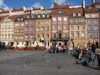 Stare Miasto (Old Market Square)