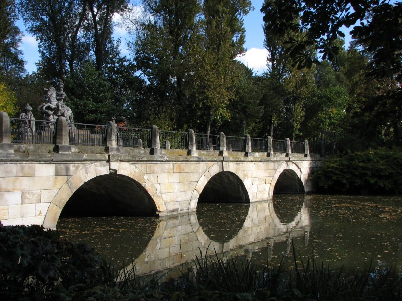 Lazenki Royal Park