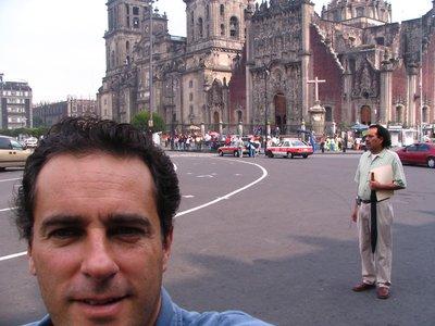 Catedral Zocalo