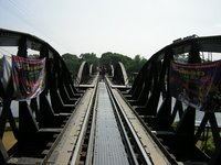 The Bridge over River Kwai