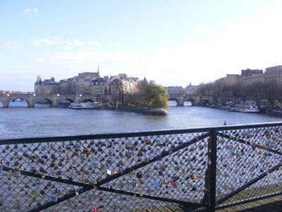 Locks of La Seine