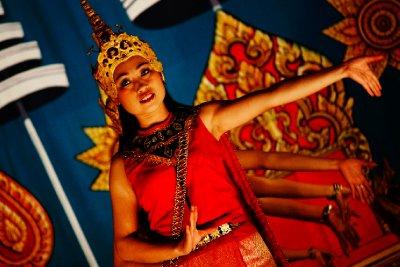 National Lao Ballet, Luang Prabang