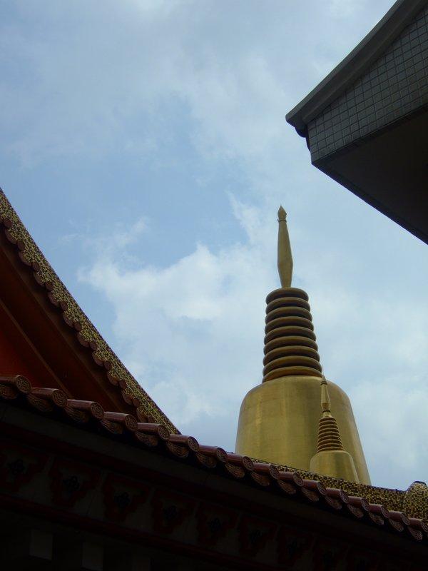 Crematorium/Roof