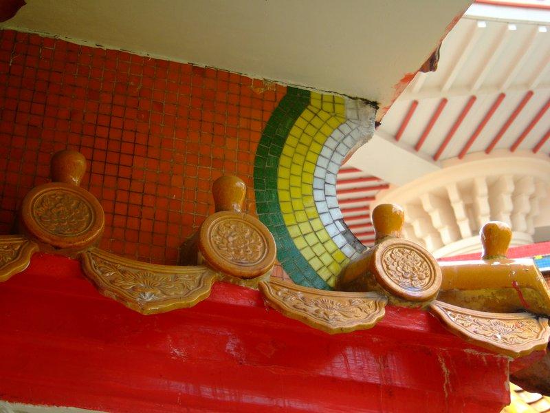 Temple Detail #1