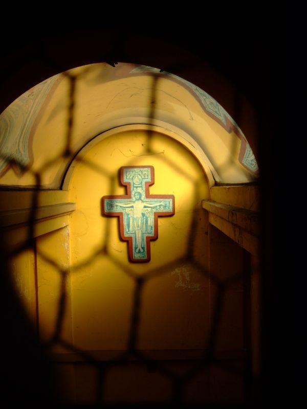 Hidden Jesus