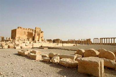 Palmyra Temple