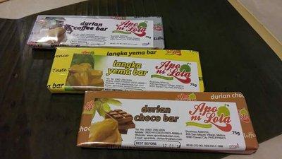 Chocolates Apo ni Lola