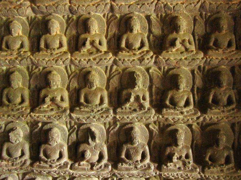 Buddha Reliefs
