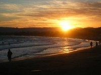Sunset in Salou