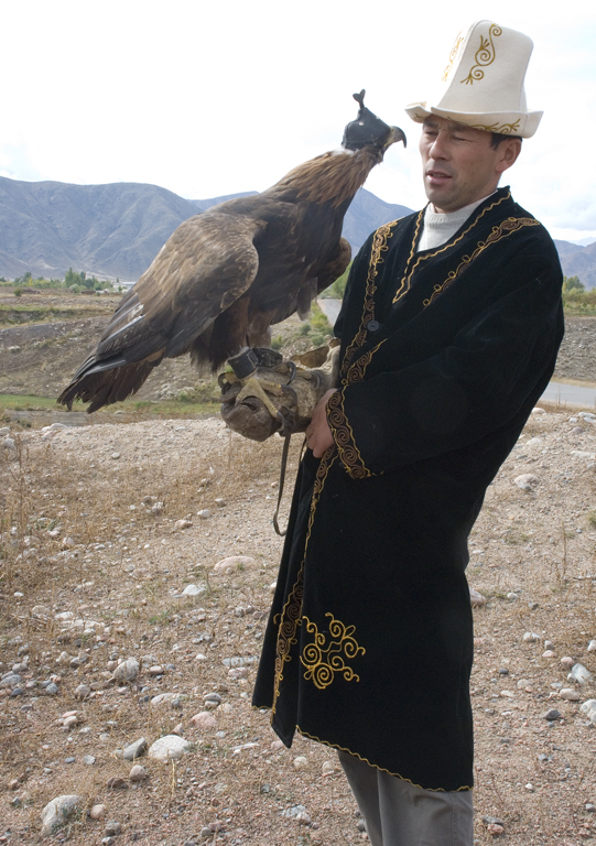 Kyrgyz Eagle Hunter