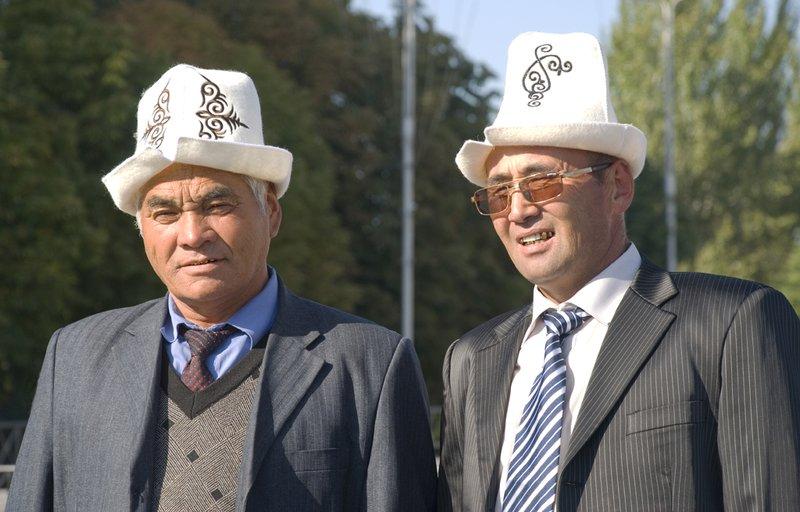 Kyrgyz men