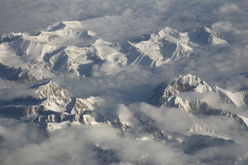 Kyrgyzstan mountain ranges