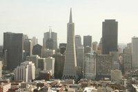 San Francisco business area