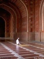 Peaceful Prayer