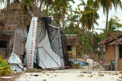 10. Malapascua Island - post-typhoon