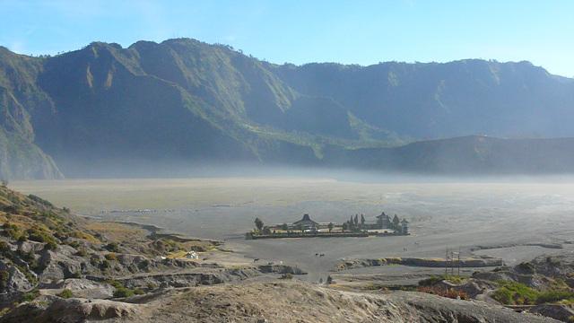 8. Bromo landscape