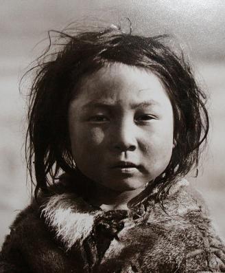 Inuit kid