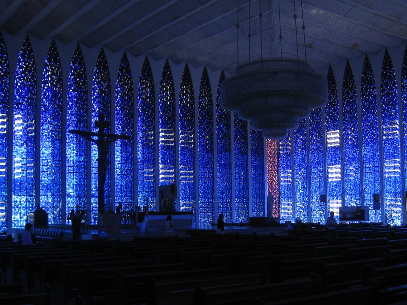 Dom Bosco Sanctuary in Brasilia