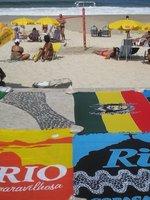 Kangas at Copacabana