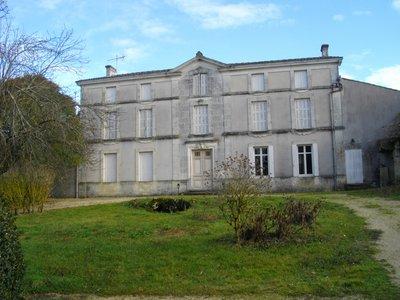 Main house Domaine de la Laigne