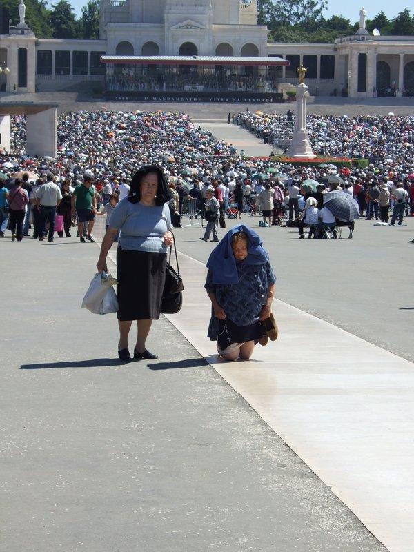 Endurance - Finishing the Fatima Pilgrimage