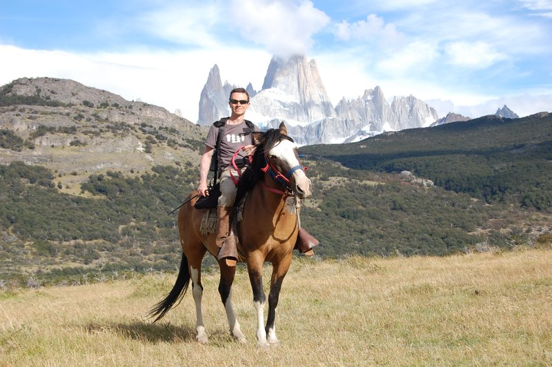 Horse Riding in El Chalten