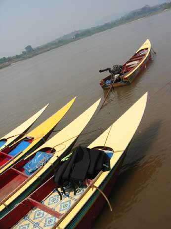 Mekong transportation
