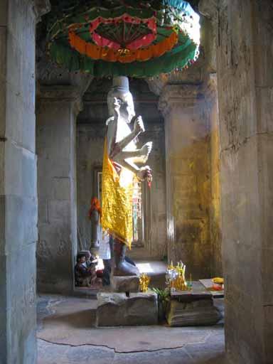 Vishnu at Wat