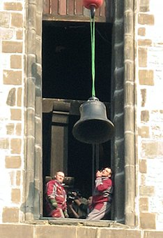 Directing the bell's delivery