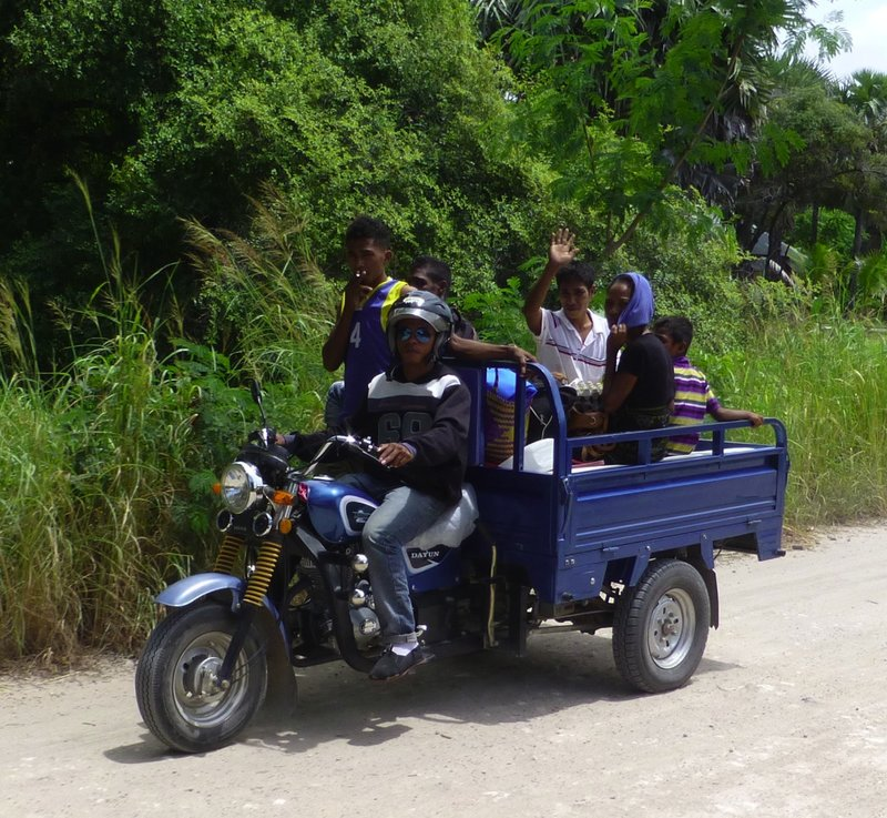 Atauro transport