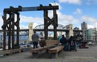 Ferry Dock, Granville Island
