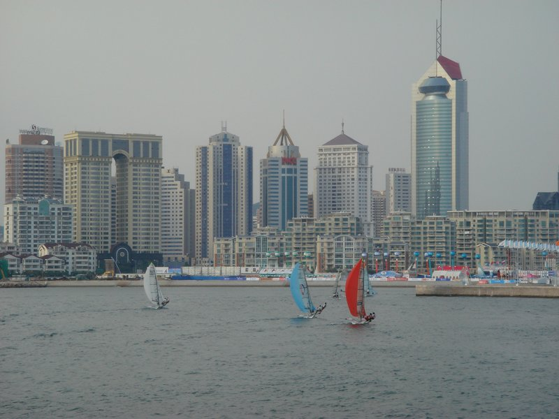 2006 Qingdao,China Pre-Olympic Games Sailing Competition