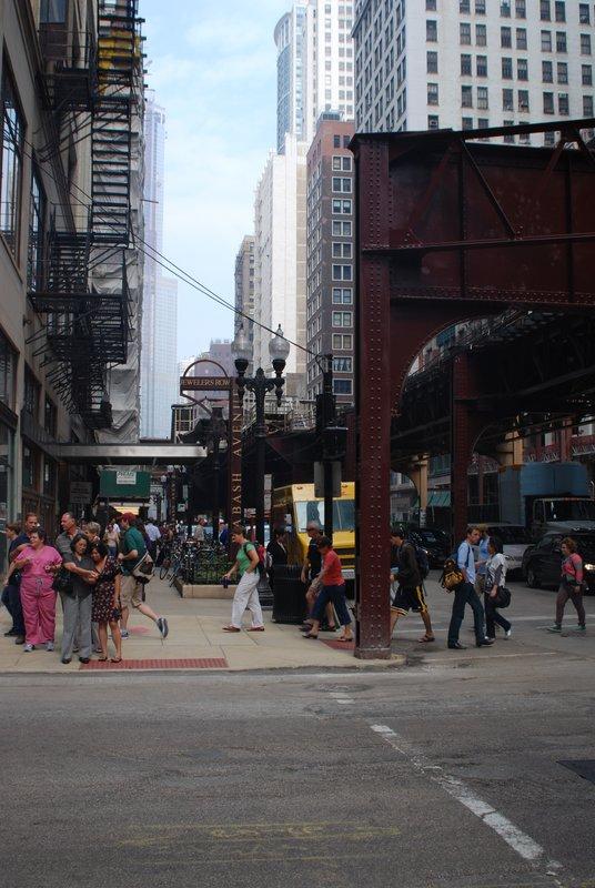Jewelers Row Chicago