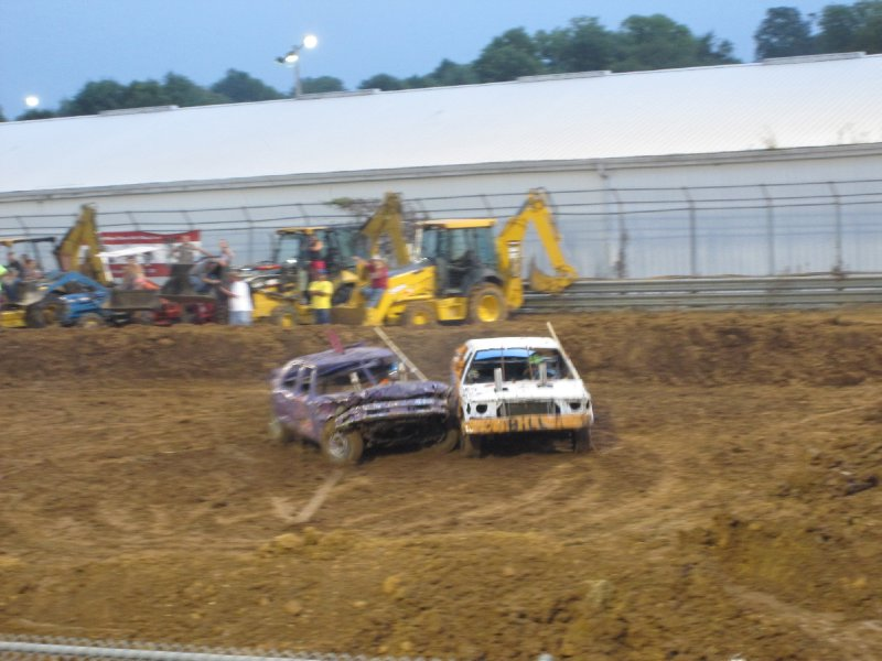 Car Smash Demo Derby