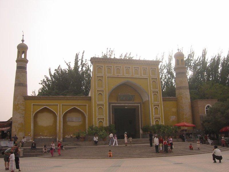 Mosque in Kashgar