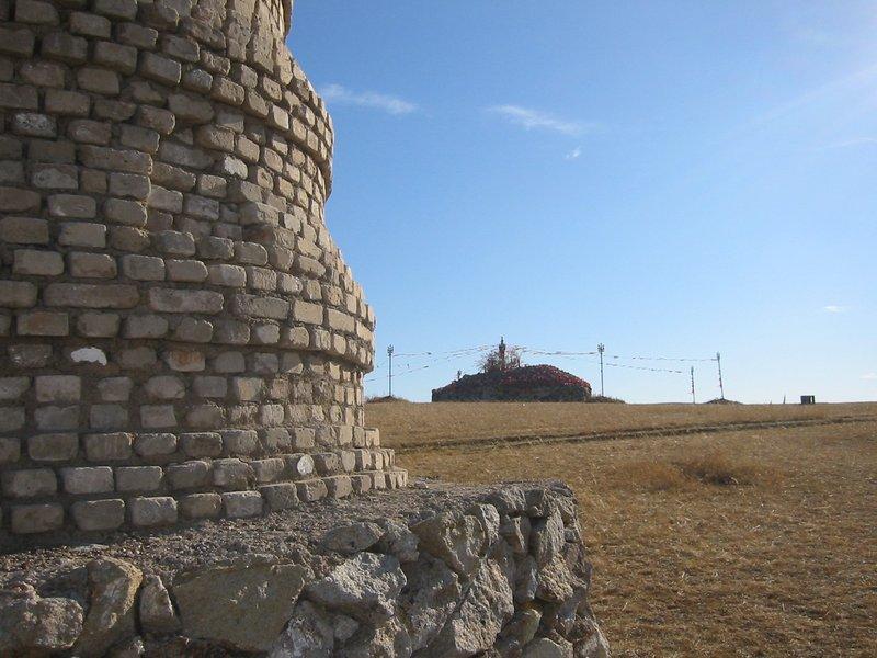 Mongolian Stupa